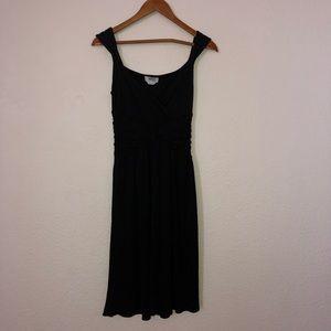 Moschino little black dress. Size 6.